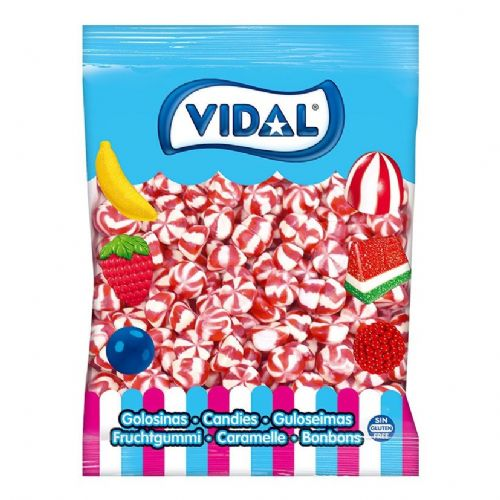 VIDAL TWIST KISSES 1KG